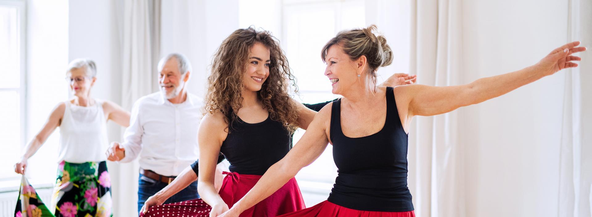 Workshop em Dança Terapia