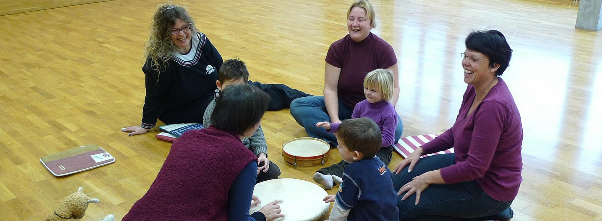 Workshop em Musicoterapia