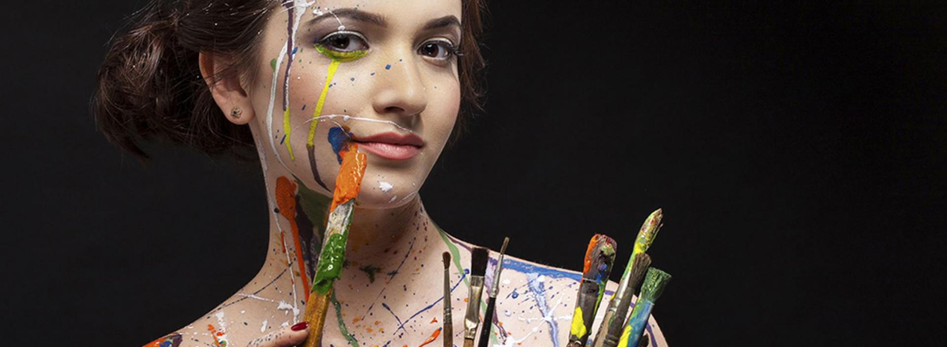 Workshop em Pintura Emocional