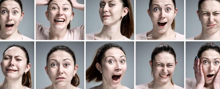 Curso de Expressão Facial das Emoções: Análise e Interpretação Instituto CRIAP