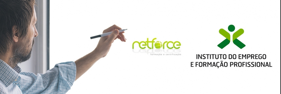 Netforce é um portal criado pelo IEFP, para apoiar o formador e cujo registo é obrigatório para todos os que pretendem exercer a profissão de formador.