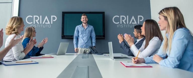 Formação de Formadores - CCP Instituto CRIAP