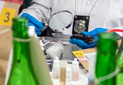 Webinar sobre A ciência ao serviço da investigação criminal no Instituto CRIAP