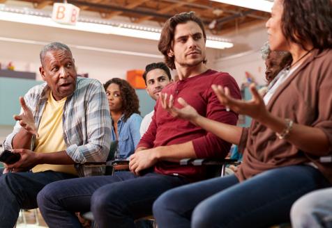 Webinar sobre a Psicologia Comunitária nos Diferentes Contextos no Instituto Criap